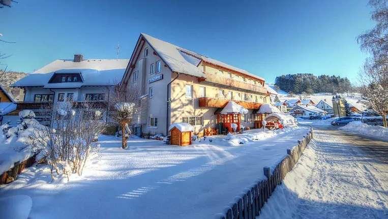 Hotel Schworer winter