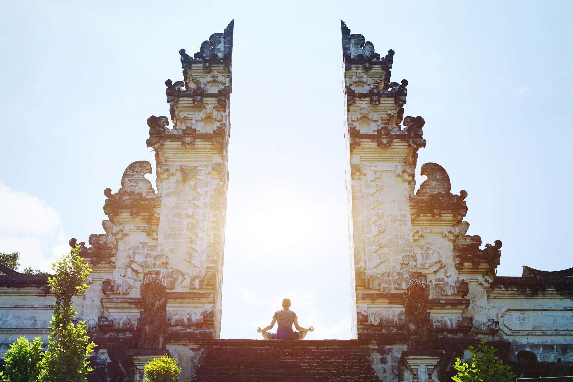 Indonesië Bali yoga