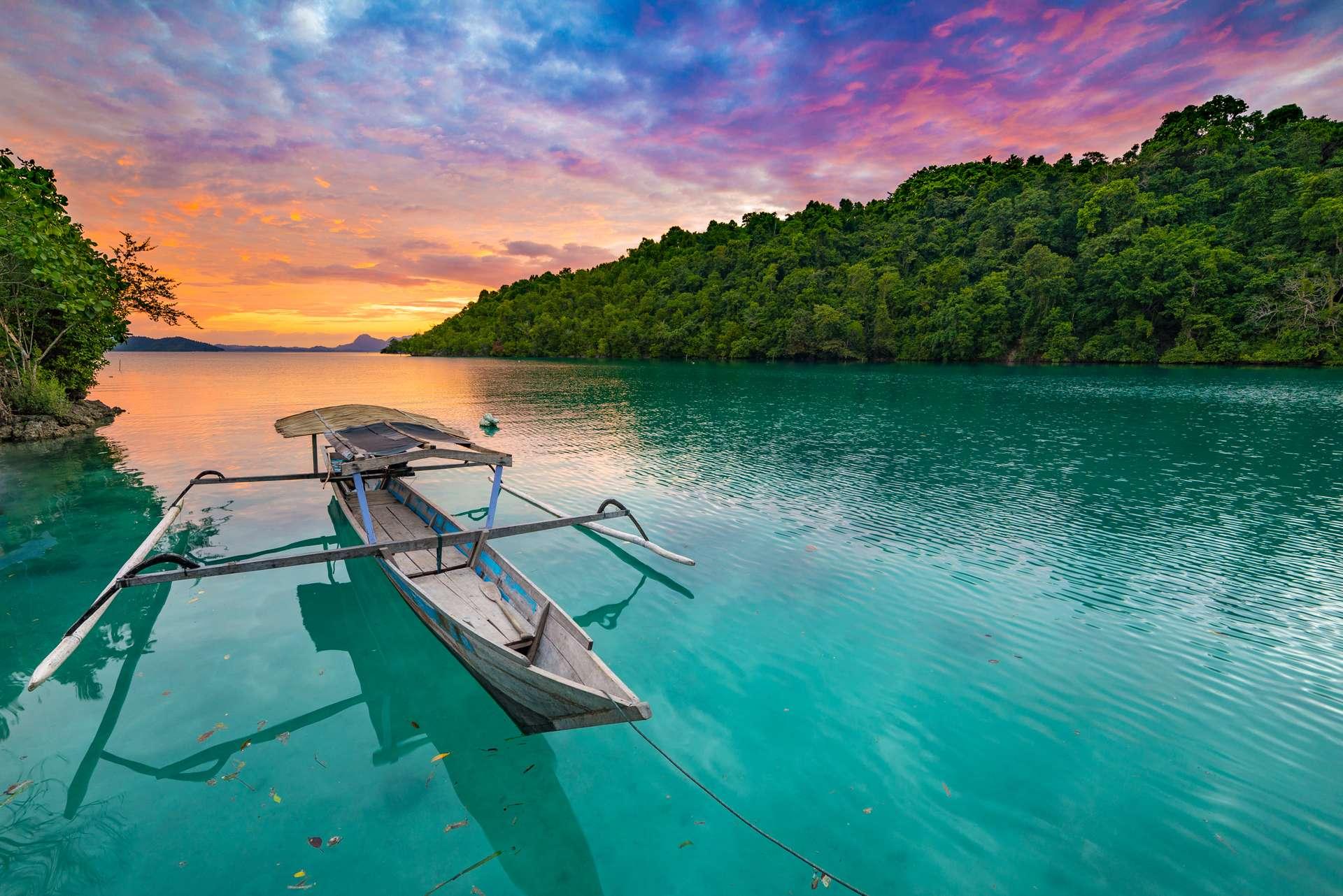 Indonesië Sulawesi Togean Islands