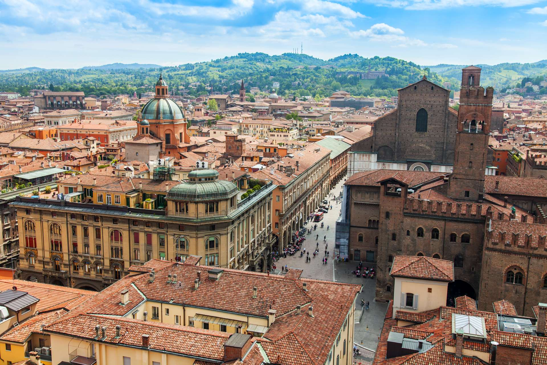 Italië Bologna1