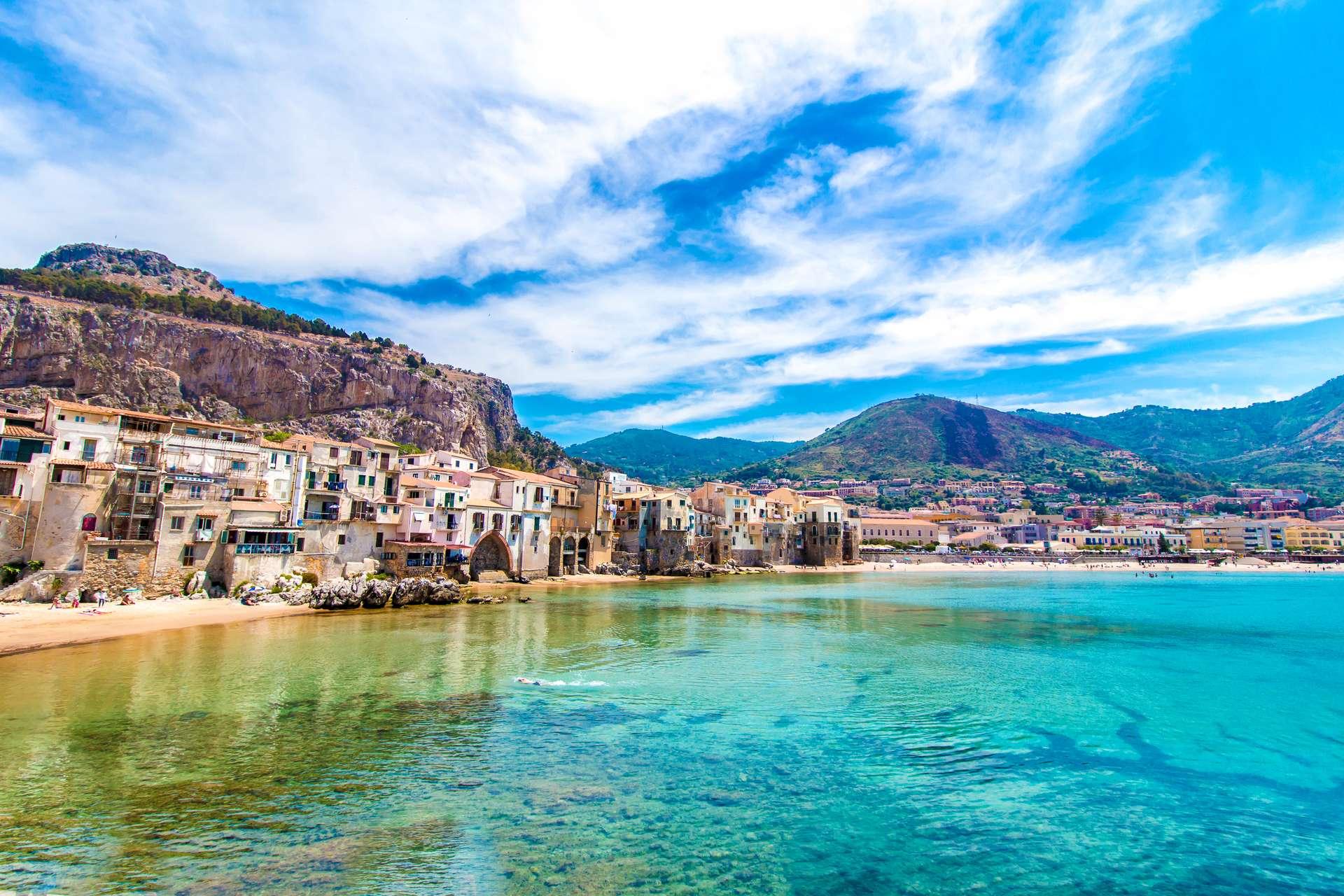 Italië Sicilië