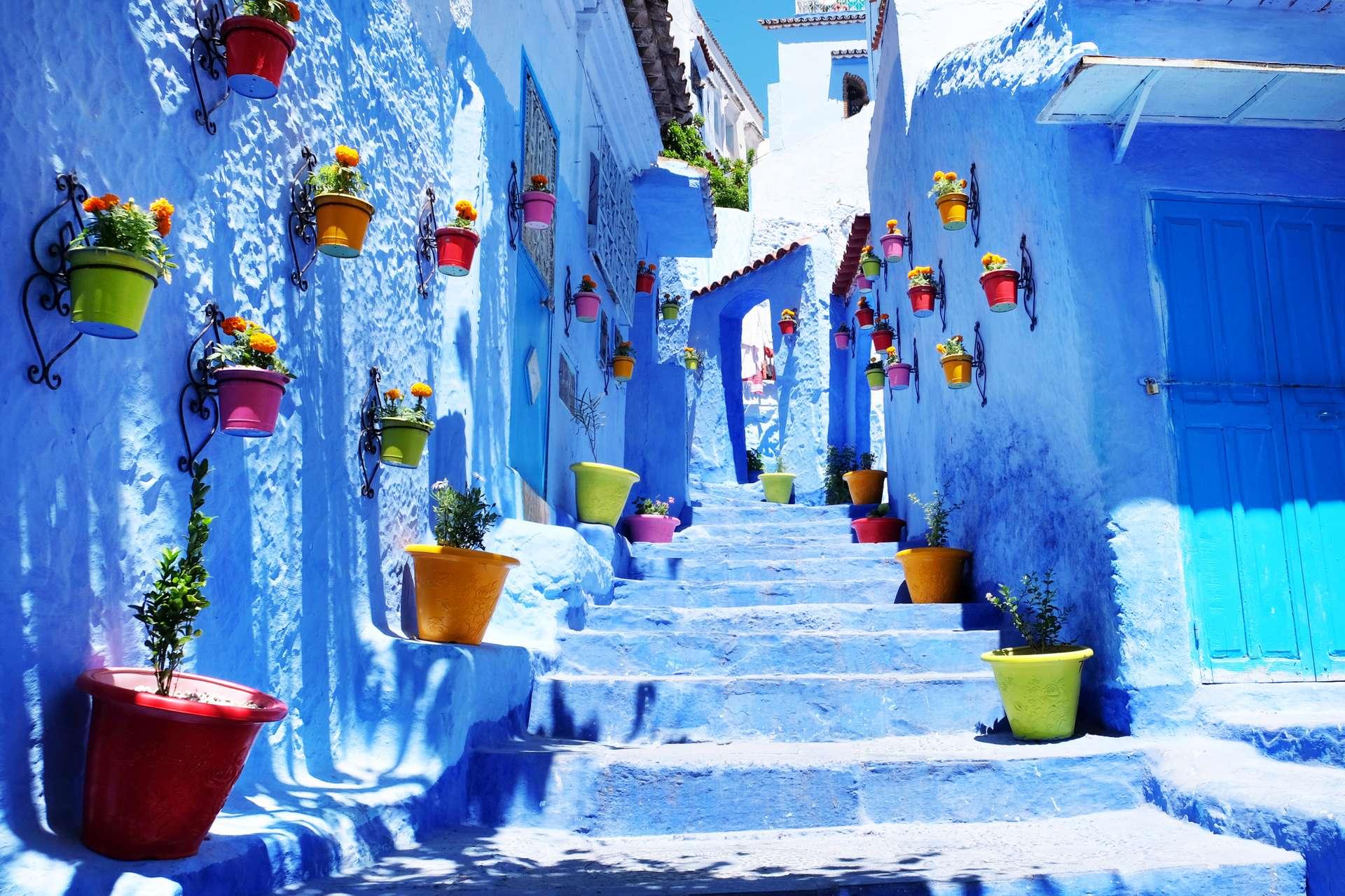 Marokko Chefchaouen2