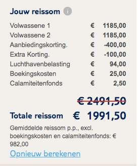 Oud & nieuw @ Lapland voor €982