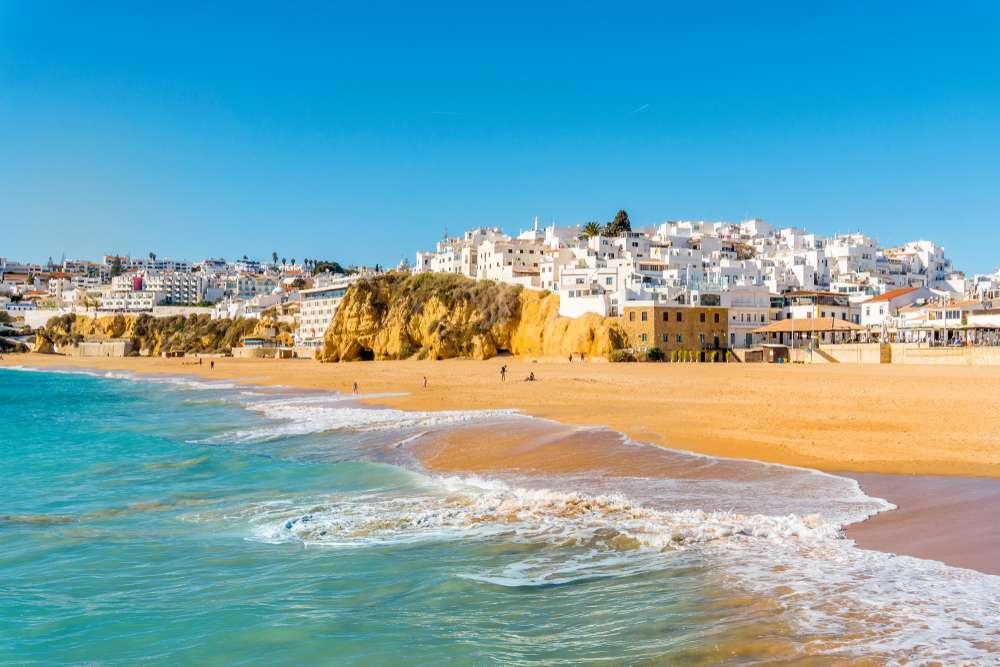 Portugal Algarve Albufeira