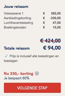 Retour Lapland €79