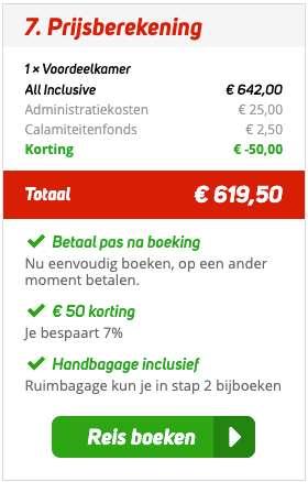 Side Linda Hotel €296