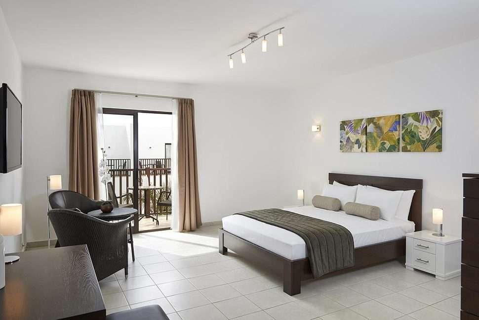 Sol Dunas Resort kamer