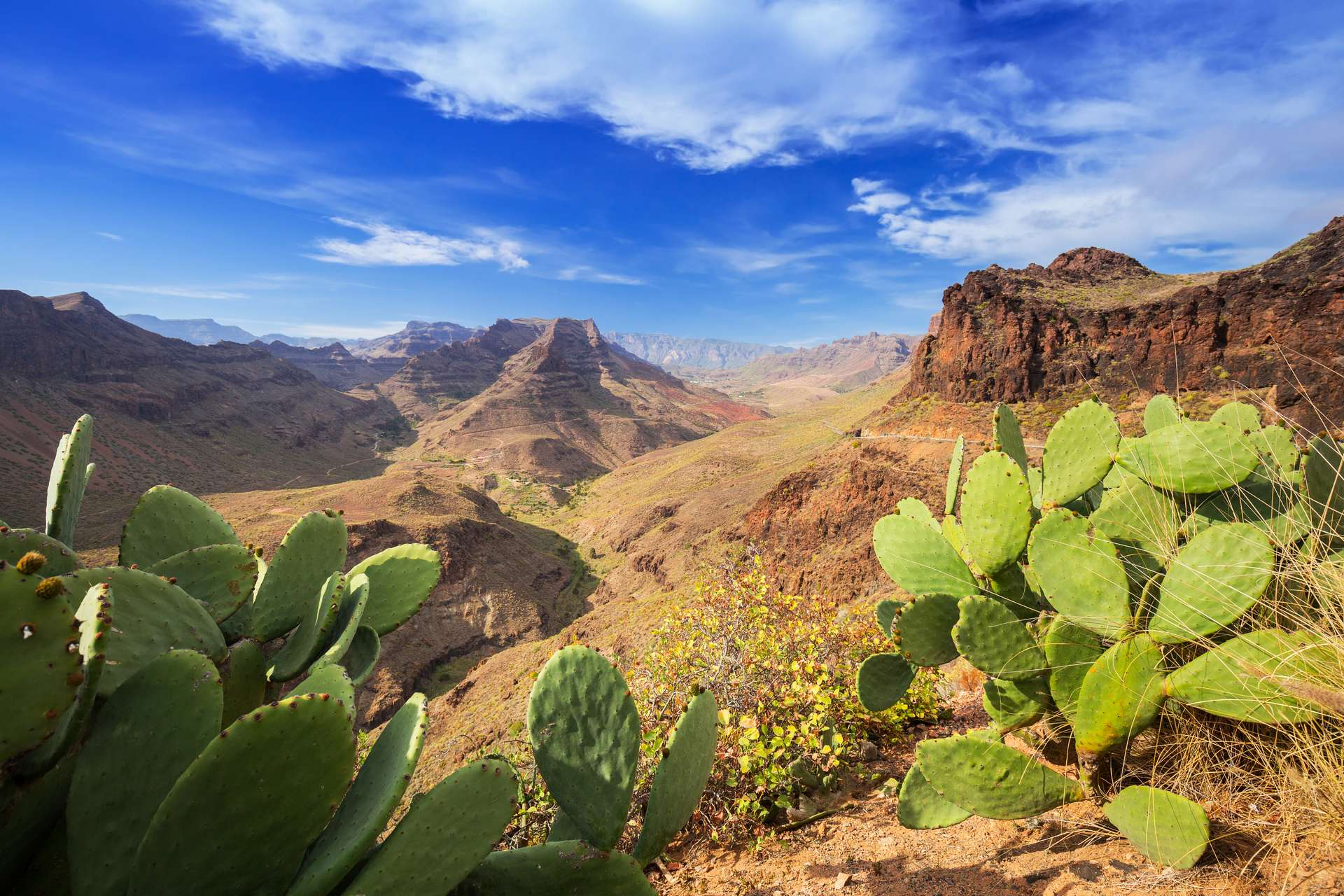 Spanje Canarische Eilanden Gran Canaria