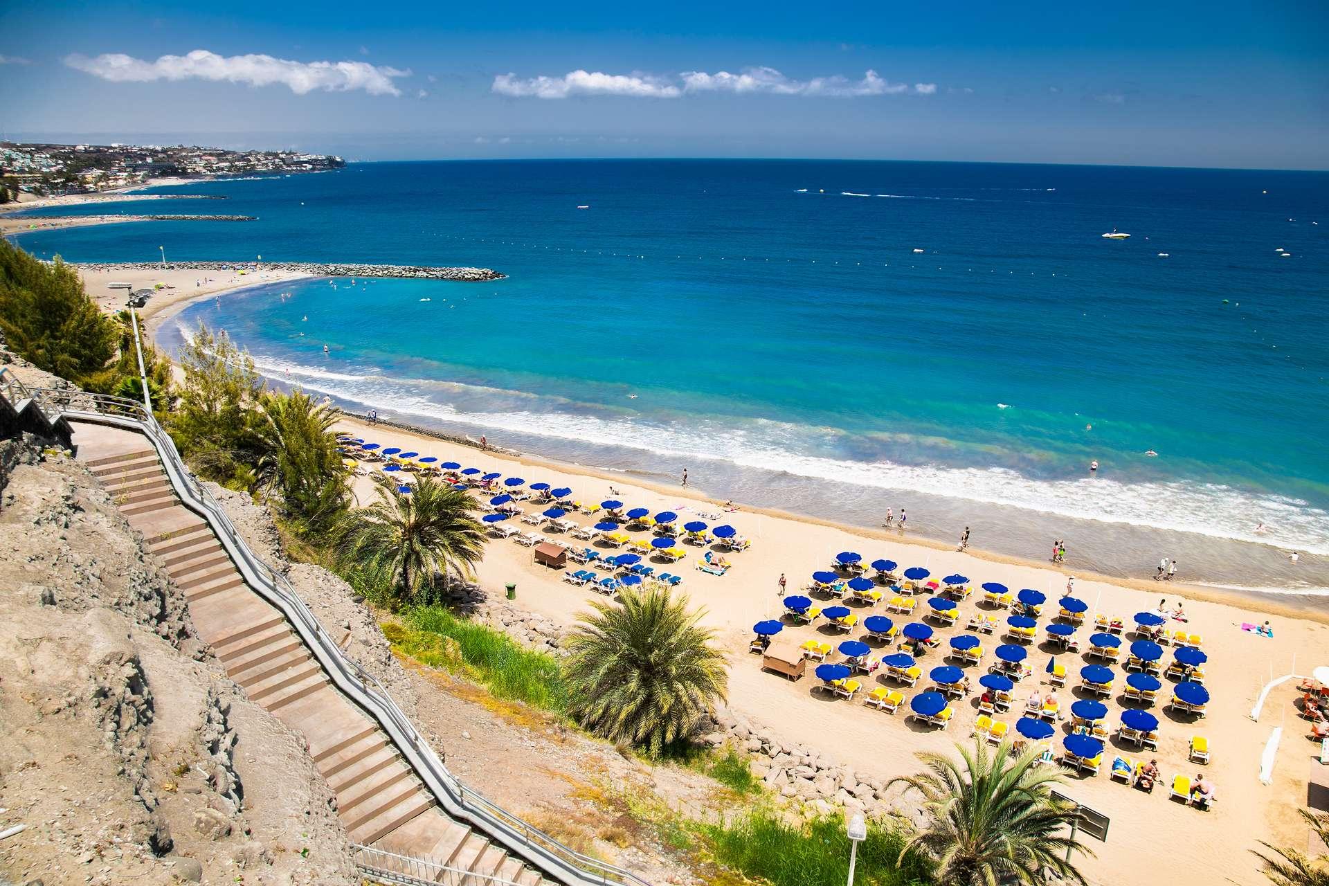 Spanje Gran Canaria Maspalomas Beach