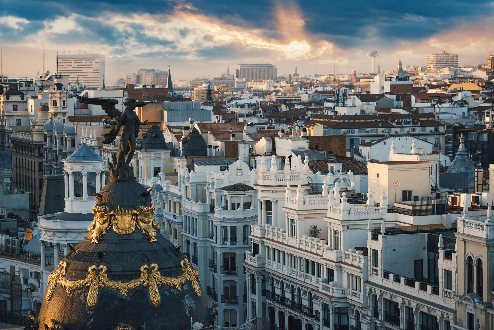 Spanje Madrid