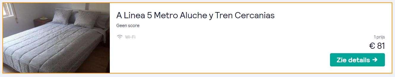 Verblijf in Madrid voor maar €81 voor 2 personen!