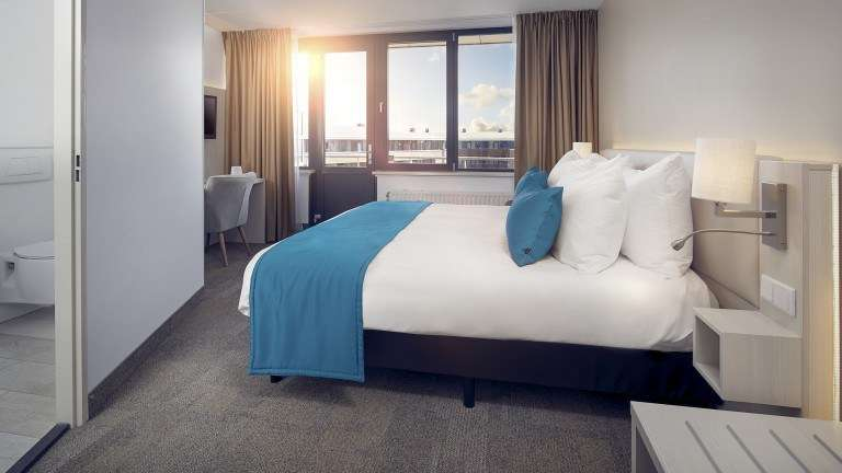 westcord hotel ameland kamer