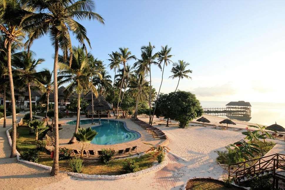 Zanzibar accommodatie