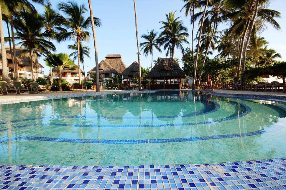 Zanzibar zwembad